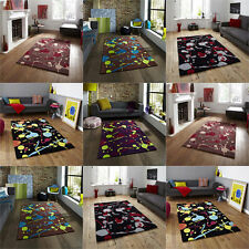 Acrylic Abstract Rugs