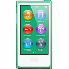 >> Apple iPod nano 7th & 8th Generation Green (16GB)/FREE/FAST SHIPPING <<