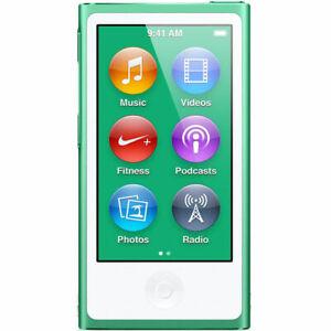 >> Apple iPod nano 7th & 8th Generation Green (16GB)/FREE/FAST SHIPPING <<