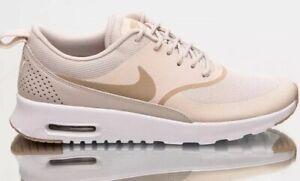 air max thea femme beige