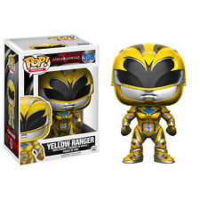 Power Rangers Yellow Ranger Movie Funko Pop