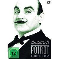 AGATHA CHRISTIE: POIROT-COLLECTION 6 3 DVD KRIMI NEU