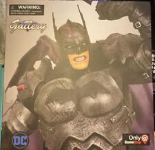 BATMAN Statue DC Comic Armored Edition Pvc Diorama  Figure Dark Knight Gallery