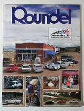 ROUNDEL BMW MAGAZINE 1995 OCTOBER OKTOBERFE M5 M6 M3 E92 E90 E46 E30 E36 F13 E24