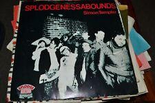 "SPLODGENESSABOUNDS    SIMON TEMPLER    7"" SINGLE   DERAM RECORDS  BUM 1   1980"