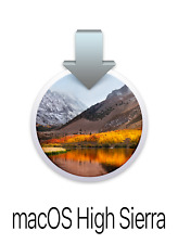 Apple macOS OS X High Sierra Bootable System Recovery / Installation Kit