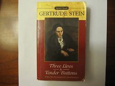Three Lives and Tender Buttons (Signet Classics) (SKU: G0451528727I3N01)