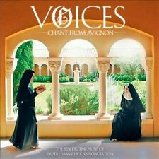 VOICES ~ CHANT FROM AVIGNON ~ CD  Very Good ~ Mails fast 1st Cl. from Omaha USA