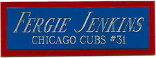 LEE SMITH CUBS NAMEPLATE FOR AUTOGRAPHED Signed Baseball Display CUBE CASE