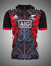 BNWT New Zealand MAORI ALL BLACKS 18/19 rugby jersey shirt size XXL