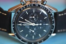 Omega Speedmaster professional Moon Watch 861 Glasboden von 1969