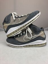 2009 Nike Air Max LeBron 7 VII Cool Grey Size 12 375664-002