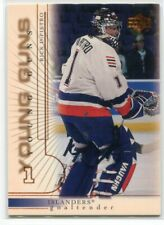 2000-01 Upper Deck 411 Rick DiPietro Rookie YG Young Guns