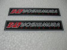 Sticker Aufkleber Yoshimura Motorrad Racing Motorradsport Biker MC Race FX GT MX