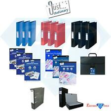 Tallon Office Ring Binders, Files, Box Files, Laminating Pouches Variation