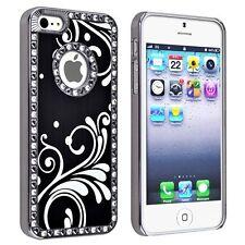 Aluminium Design  Hard Plastic Case  For iPhone 5S