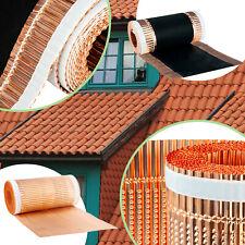 Kupfer Rollfirst Kupferrollfirst Firstband Dachrolle Gratrolle Kupferband Dach