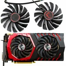 4Pins Cooling Fan for MSI RX470 480 570 580 GTX1080Ti 1080 1070 1060 GAMING Card