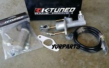 K-Tuned Clutch Master & Slave Cylinder COMBO 06-15 Civic Si Coupe & Sedan