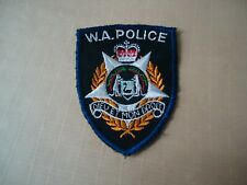insigne police