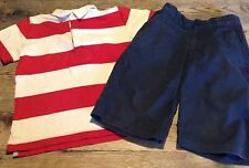 Marks and Spencer 100% Cotton Boys' Outfits & Sets (2-16 Years)