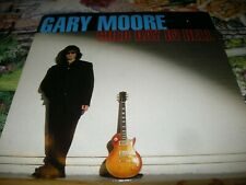 Gary Moore:  Cold Day in Hell  /ALL TIME LOW  VIRGIN RECORD P/S SUPER