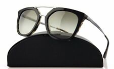 RARE Genuine PRADA CINEMA Collection Black Havana Sunglasses SPR 13Q ROK4M1 PR