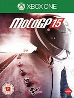 MotoGP 15 (Xbox One) Excellent - 1st Class Delivery