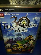 half minute hero psp new / sealed