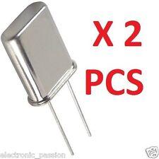 2 * 9.216MHz Crystal xtal Oscillator HC49U 9.216 MHz Electronic Components 6mhz