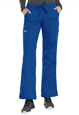 Royal Blue Cherokee Scrubs Workwear Originals Low Rise Cargo Pant 4020 Royw