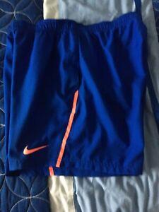 Nike Tennis Woven 9'blue 523249-480 L