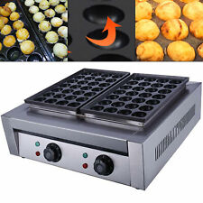 New listing Commercial Takoyaki Machine 50Hole Small Octopus Maker Fish Pellet Grill Machine
