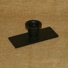 Metal Flat Base Tapper Candle Holder