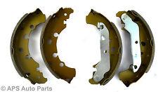 Ford Puma Fiesta Ka Rear Axle Brake Shoes Pads NEW Drum Brakes Petrol Diesel ABS