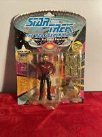 Star Trek The Next Generation Commander William T. Riker Figure Playmates Toys