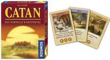 Kosmos 740221 - Catan - Das schnelle Kartenspiel Reisespiel Mitbringspiel