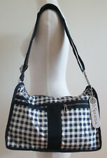 LeSportsac Essential Everyday Bag GINGHAM CLASSIC NAVY C NWT