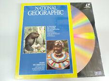 National Geographic Journal Serengeti Bassin Du Castor - Laserdisc Ld