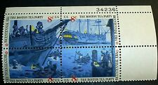 U.S. Scott 1483a Plate Block MNH OG F-VF #34236
