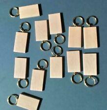 Seis iroco espacios en blanco para madera 155 X 14 X 14mm