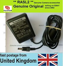 Genuine FujiFilm AC Power Adapter AC-5VH for FinePix S5000 S5500 S7000 S2 S3 Pro