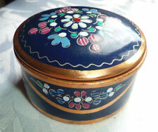Boxes Collectable Copper Metalware