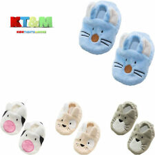 Slippers 100% Cotton Slip - on Baby Shoes