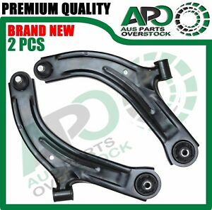 Front Lower Left & Right Control Arms Pair for NISSAN CUBE Z11 2002-2010