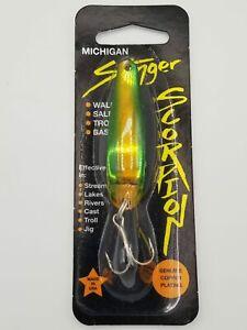 "Michigan Stinger Scorpion 2.5"" Spoon"