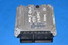 Mk5 Golf 1.9 TDi BKC Engine ECU 03G 906 016 B / 03G906016B Genuine