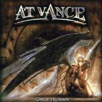 AT VANCE - ONLY HUMAN  CD NEUF