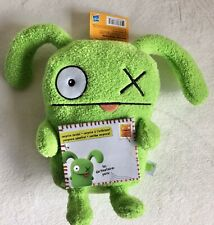 Ugly Dolls Ox Jokingly Yours Plush Green Uglydoll 9""