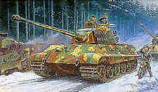 Tamiya 1/35 King Tiger Ardenas frente # 35252
